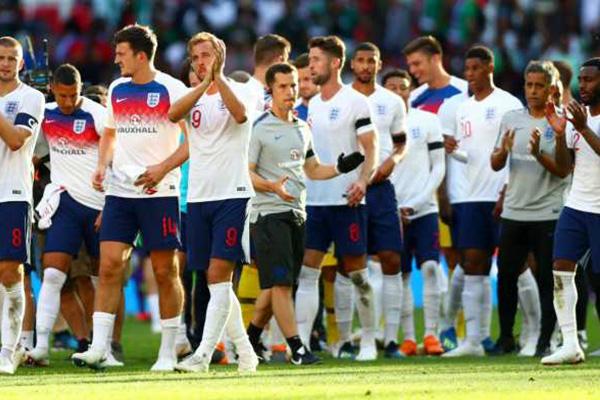 Berikut Ini Profil Timnas Inggris di Piala Dunia 2018