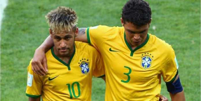 Neymar Memang Tengil Kapten Brasil Pun Dihina Olehnya