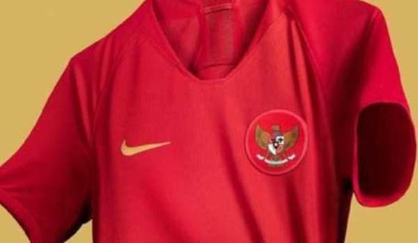 Nike Dikabarkan Merilis Jersey Terbaru Untuk Timnas Indonesia