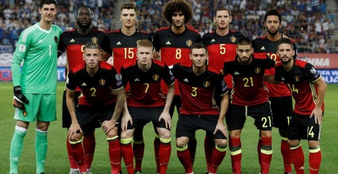 Prediksi Pertandingan Sepakbola Timnas Inggris VS Timnas Belgia