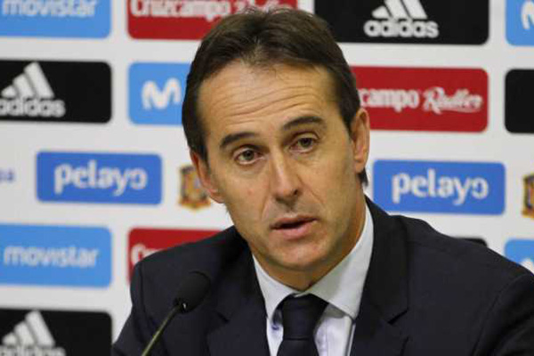 Spanyol Miskin Gol Ini Alasan Pelatih Julen Lopetegui