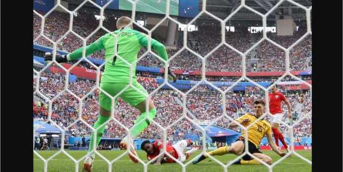 Laporan Pertandingan Belgia VS Inggris Piala Dunia 2018