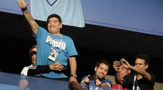Maradona Siap Kembali Latih Argentina Secara Gratis