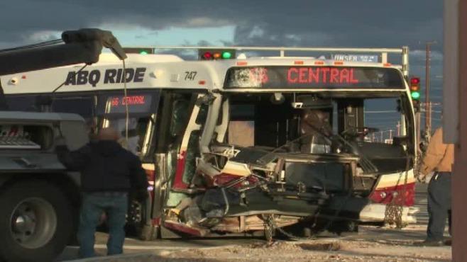New Mexico bus crash_24849