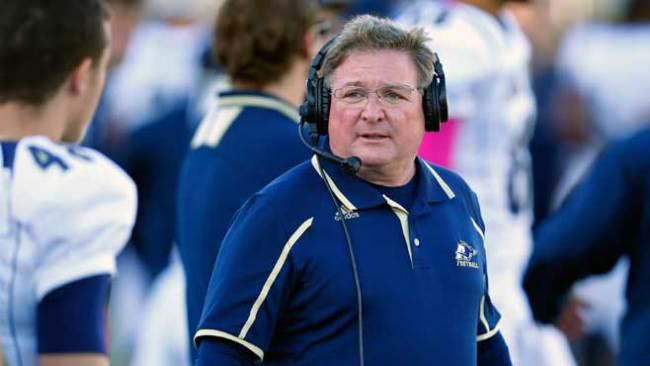 Terry Bowden Akron Zips Head Coach_41904