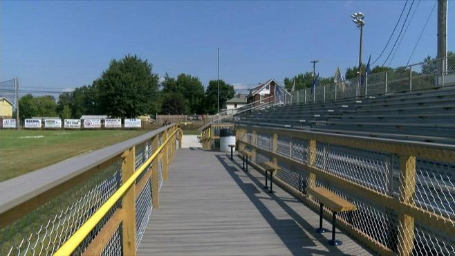 Brookfield stadium ready for Friday night lights_49995