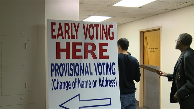 Early voting ballots bring larger turnout_56933