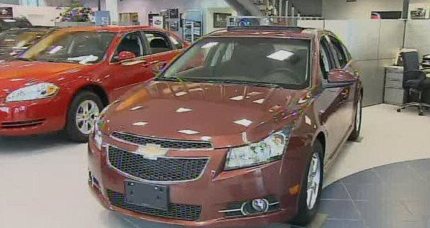 GM officials optimistic about Cruze sales_64034