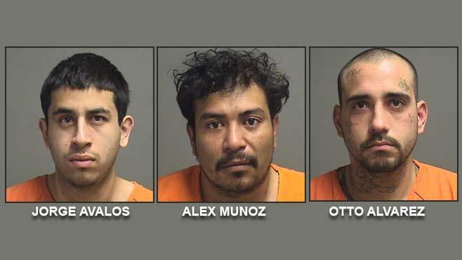 Boardman Police_ 3 men arrested in counterfeit gold operation_72048