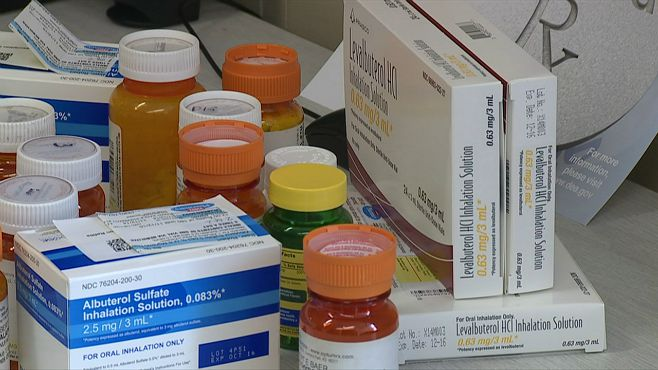 Police warn prescription drug users to follow drug laws_71689