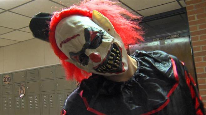 canfield high school halloween mask_95934