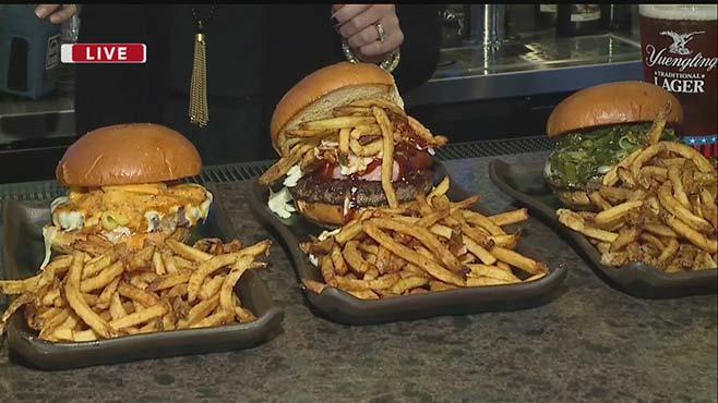 Daybreak Nation on Location_ Coaches Burger Bar_137187
