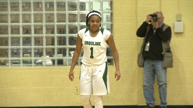 Ursuline Junior Dayshanette Harris_152663