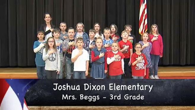 Joshua Dixon Elementary - Mrs. Beggs - 3rd Grade_152141