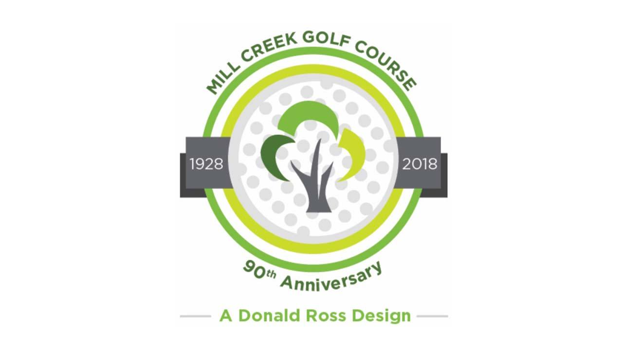Mill Creek Golf Course logo