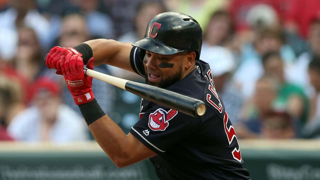 Melky Cabrera Cleveland Indians