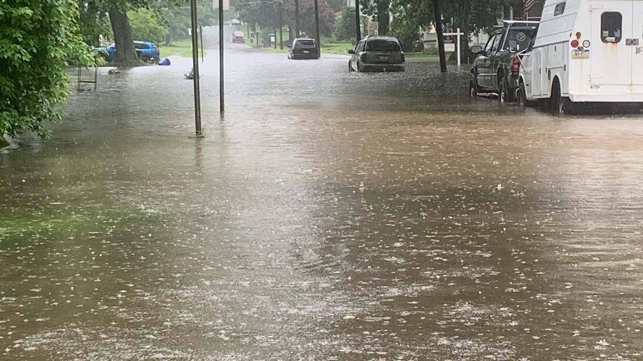 Greenville Flooding 6