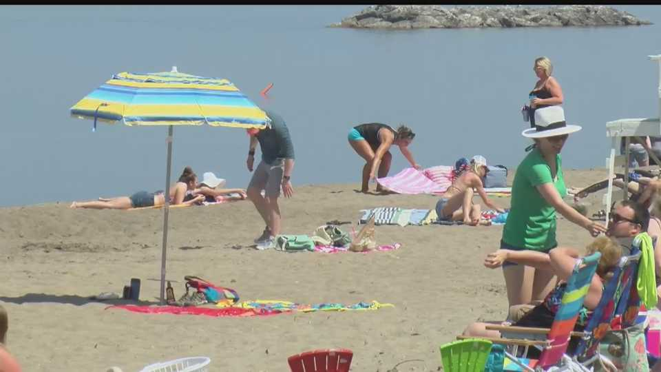 Elevated E  coli counts restrict swimming at Lake Erie beach