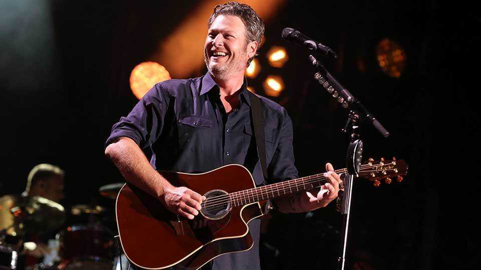 Blake Shelton will headline the Y Live! concert at YSU