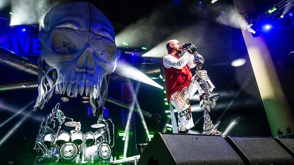 five finger death punch to play covelli centre wytv. Black Bedroom Furniture Sets. Home Design Ideas