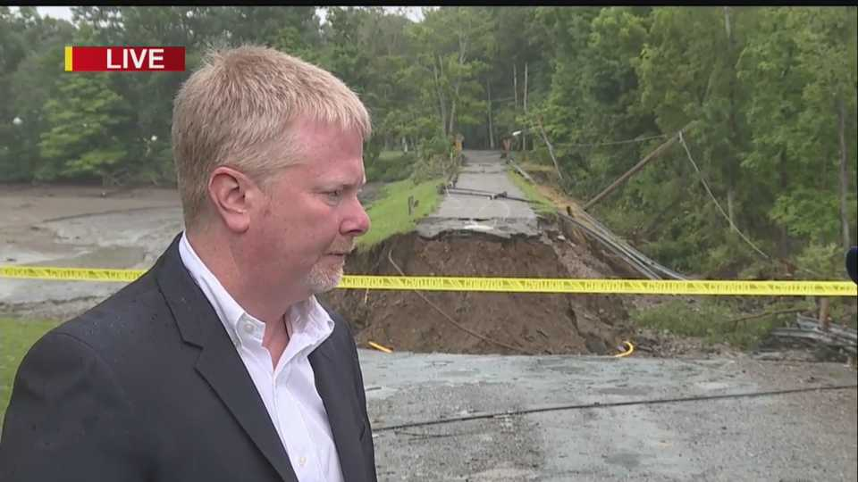 Sean O'Brien, Kinsman, road damage