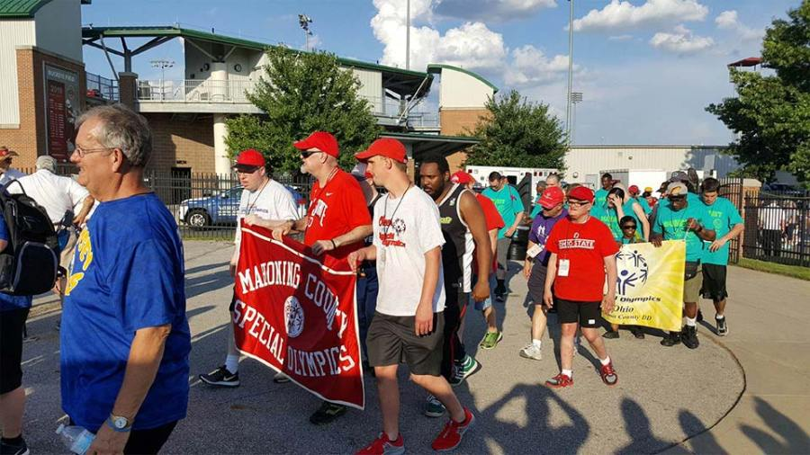 Twenty-two Special Olympians returned to the Mahoning Valley with medals after competing in the Summer Games in Columbus.
