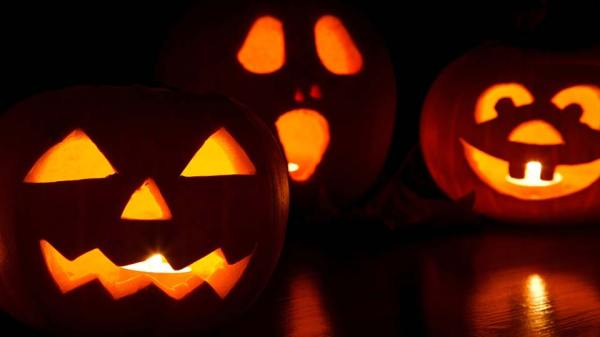 Halloween Trick or Treat times 2019