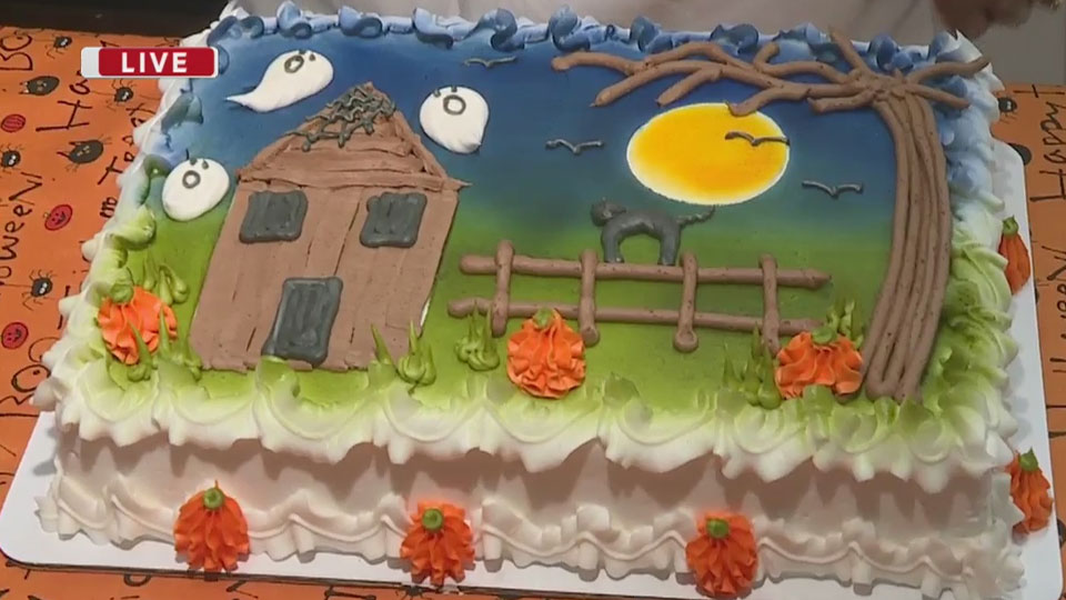 Daybreak Nation on Location: Halloween Sip-N-Paint