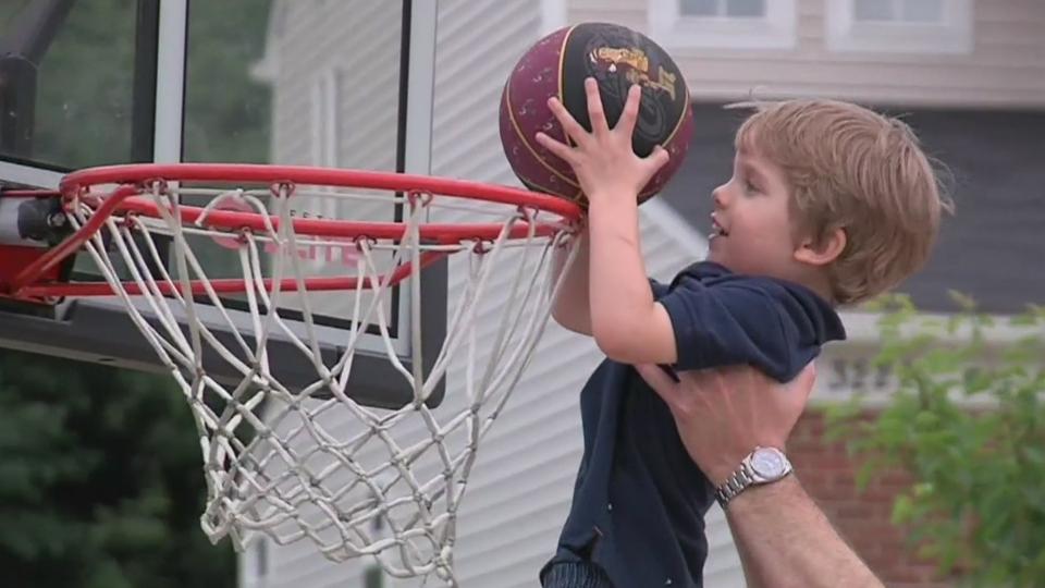 Kid active