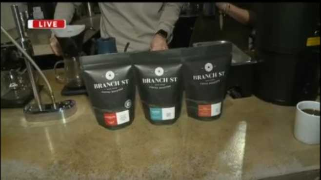 Branch Street Coffee Roasters in Boardman is brewing up some unique flavors.