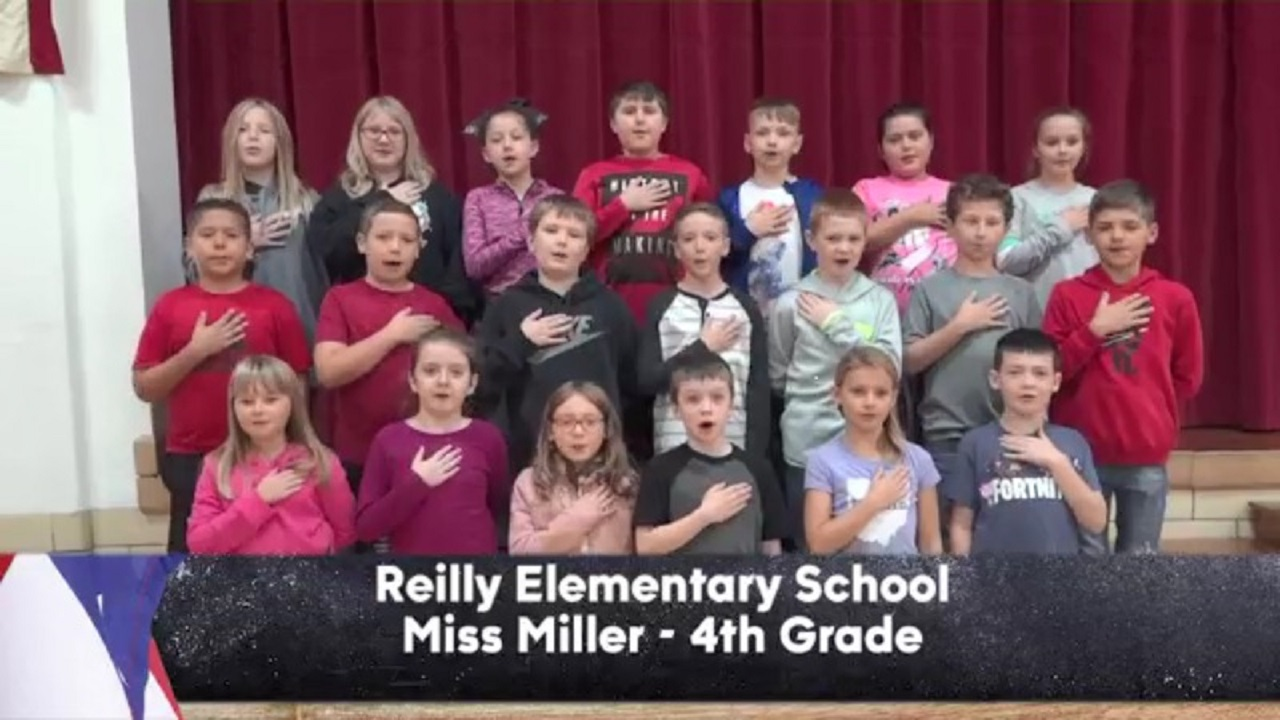 Reilly Elementary - Miss Miller - 4th Grade