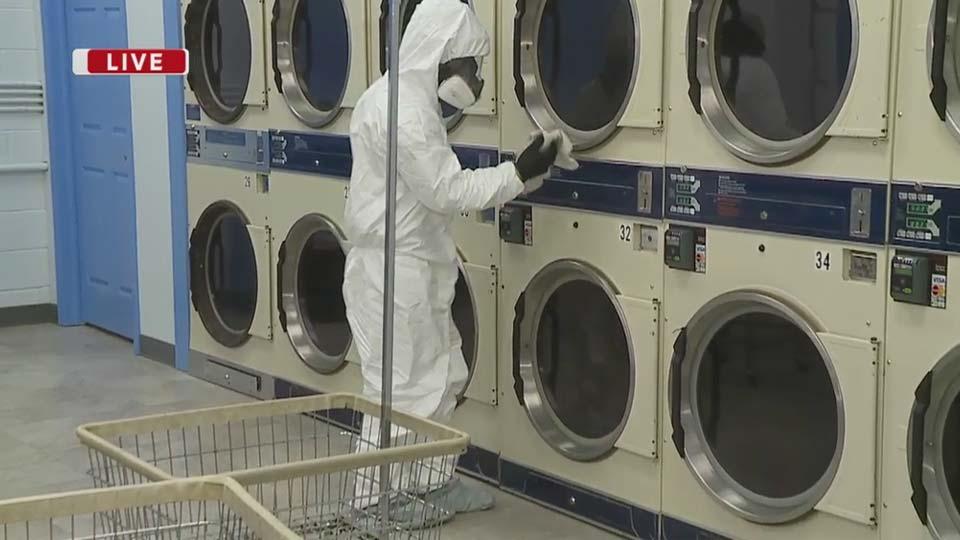 Daybreak Nation on Location: Washing Well Laundry