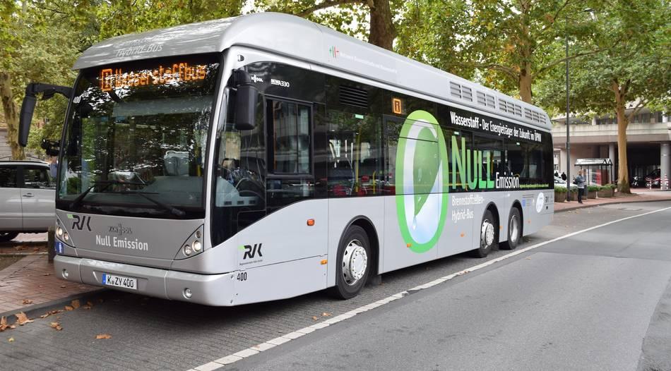 Krefeld soll Busse mit Wasserstoff-Antrieb kaufen