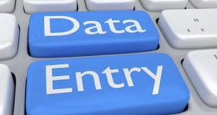 مطلوب موظف مدخل بيانات