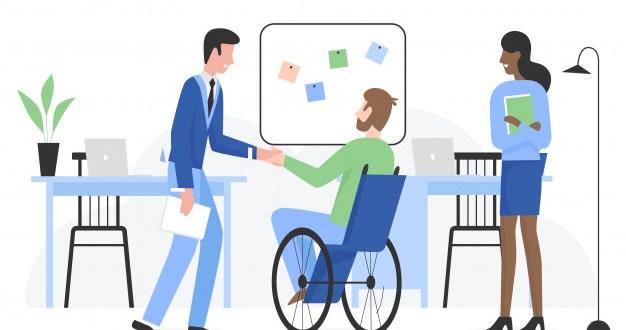 وظائف ذوي الاحتياجات الخاصة