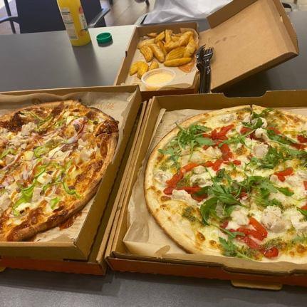 وظائف عمال بمطاعم بيتزا بالرياض