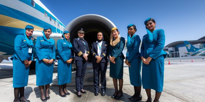 الطيران العماني وظائف في عمان