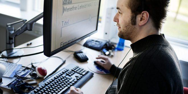 اعلان توظيف كاتب مكتب (VC-8F342) في الإمارات