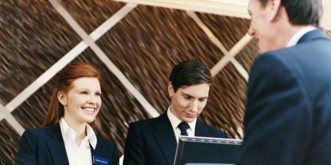 اعلان توظيف موظف استقبال في المكتب الأمامي في الإمارات