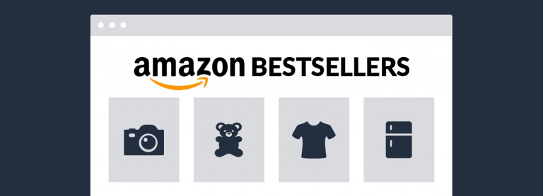 top selling items on amazon