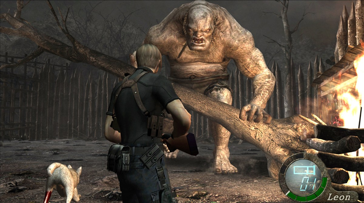 Resident Evil 4 Download [PC] [Full Activation Version Game]