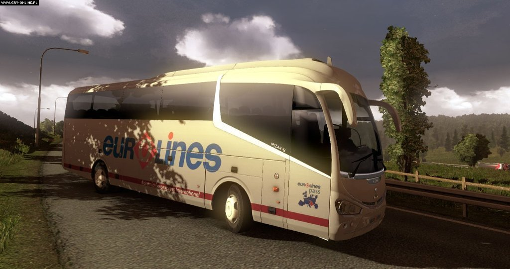 Euro Coach Simulator Download - PC Game for free