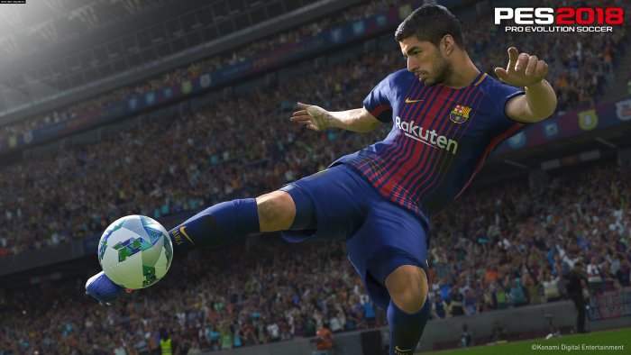 Pro Evolution Soccer 2018 Download PC