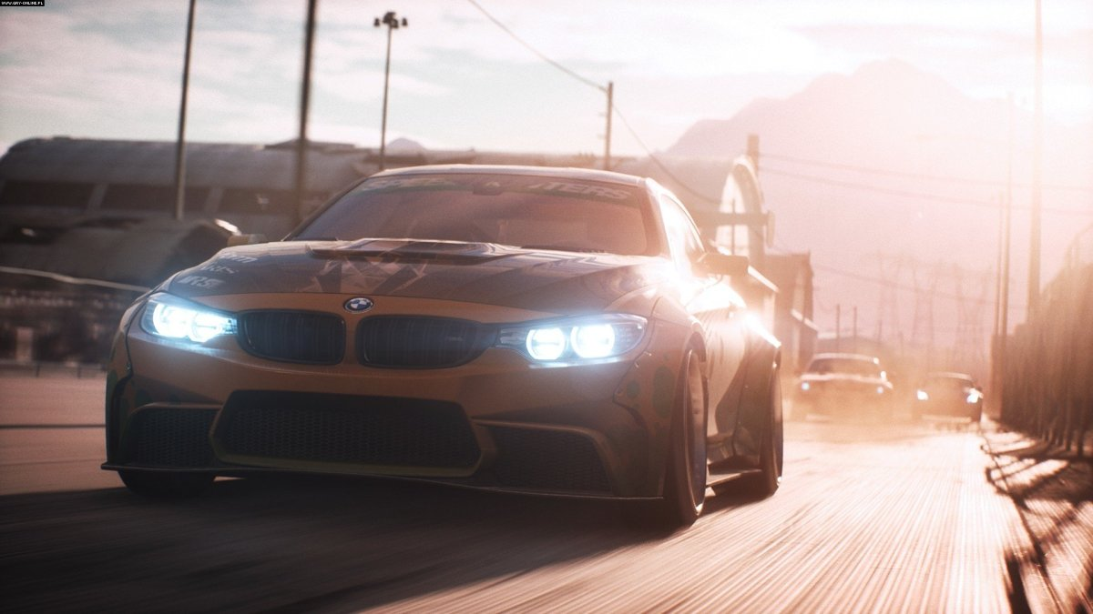 Need For Speed Payback Download for Free [PC]