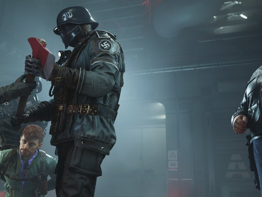 Wolfenstein II: The New Colossus Download