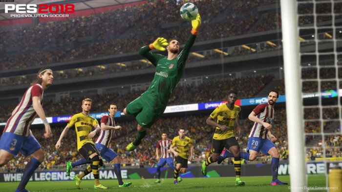 Pro Evolution Soccer 2018 Download