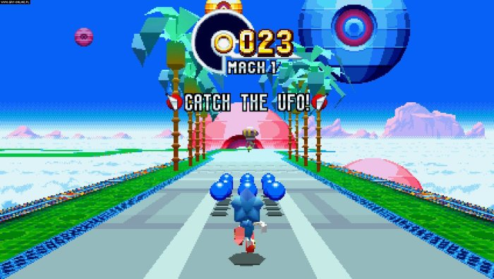 download games sonic