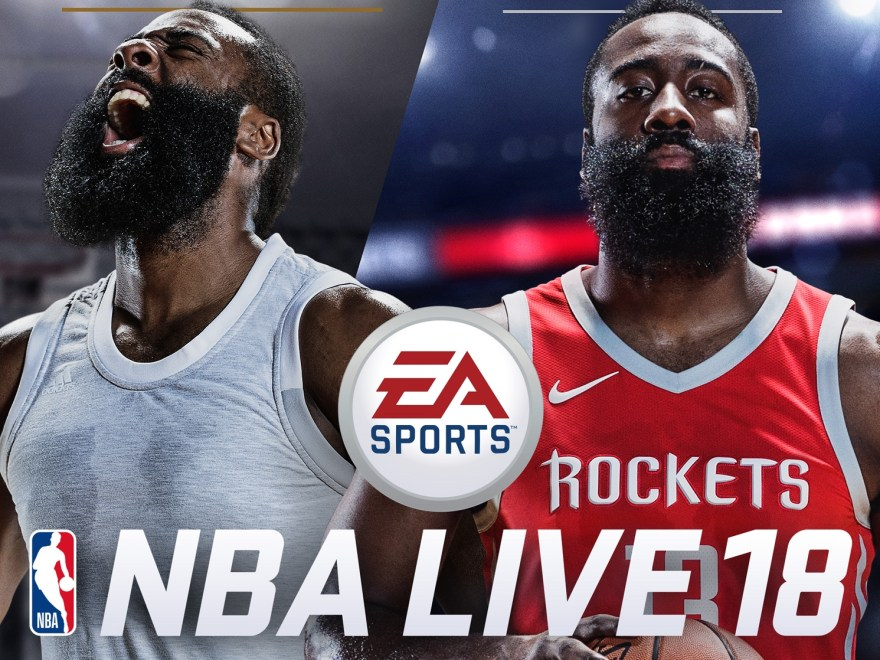 NBA LIVE 18 Download