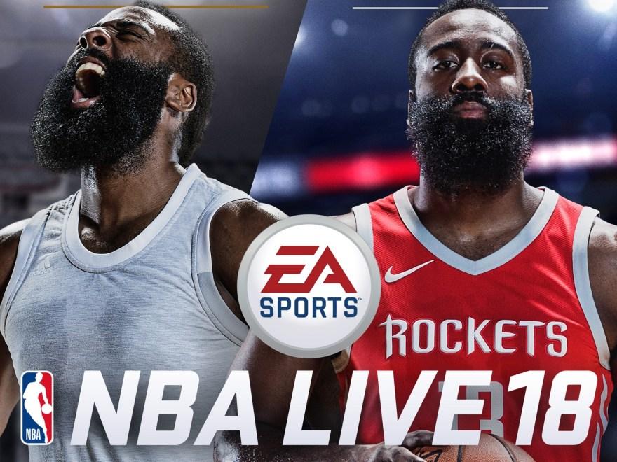 NBA LIVE 18 Download
