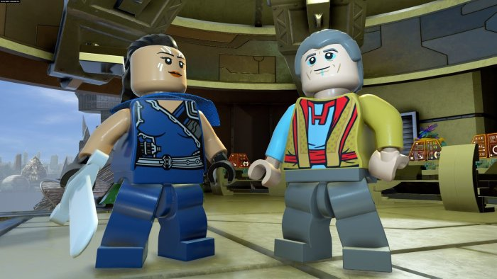 LEGO Marvel Super Heroes 2 download for free